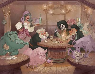 pirates-tavern-alligator-skeleton-poker-jpg