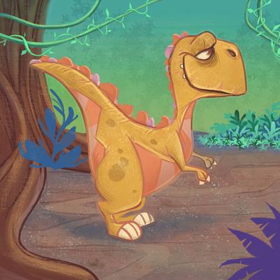 dinosaur-trex-trees-jpg
