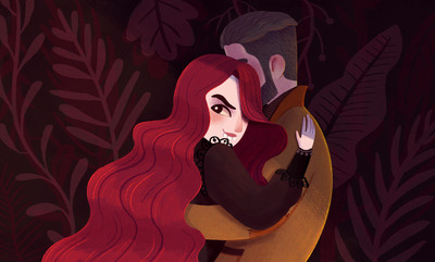 woman-long-red-hair-couple-man-smile-witch-5-jpg