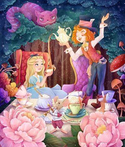 tea-party-in-wonderland