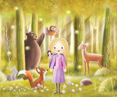 doll-girl-woods-modry-slon-jpg