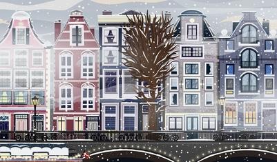 snowy-amsterdam