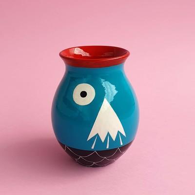 fish-vase