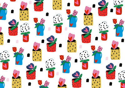 flower-pot-gift-wrap