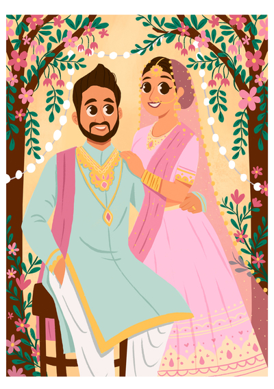 wedding-illustration