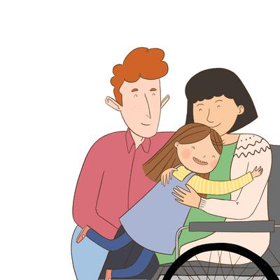 dad-mum-girl-hug-wheelchair-jpg