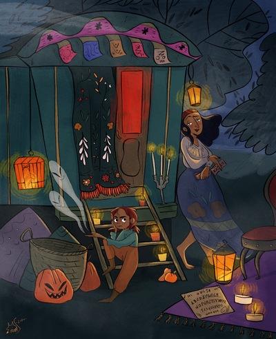 gipsy-halloween