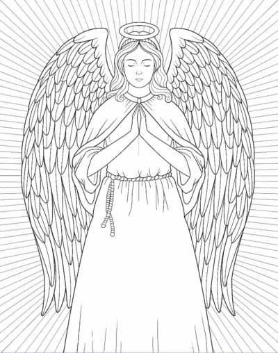 angel-colouring-sheet