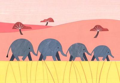elelphant-family