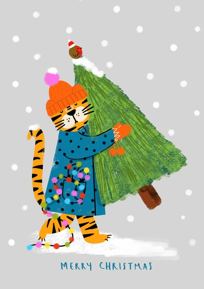 tiger-and-robin-christmas