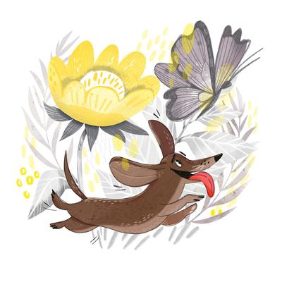 dog-happy-floral-illustration-mb-jpg