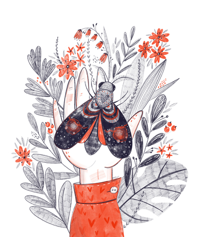 moth-habd-forest-flowers-illustration-mb-jpeg