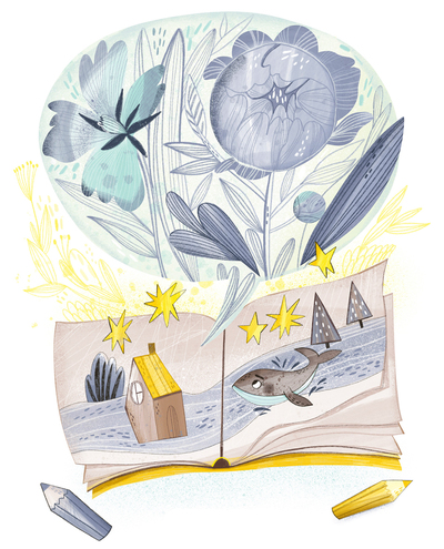 treasure-ibook-pen-flowers-illustration-jpg