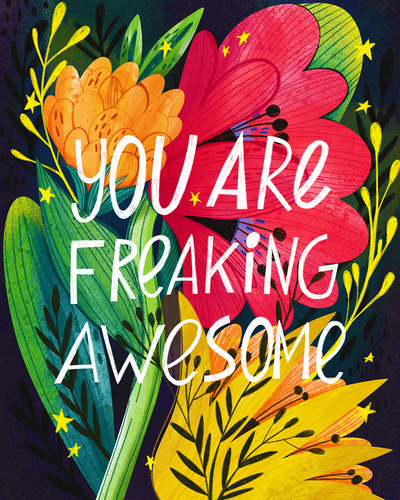 you-awesome-poster-marusha-belle-jpg