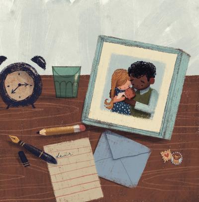 desk-letter-wooden-clock-watch-fountain-pen-pencil-envelope-memory-easter-eggs-glass-jpg