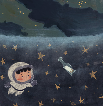 space-astronaut-boy-message-in-bottle-character-stars-cosmos-moon-planets-earth-travel-catonpaper-2019-jpg