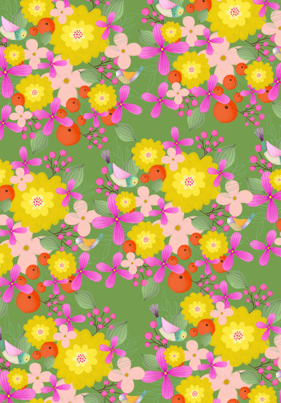 bright-floral-repeat-on-green-01-jpg