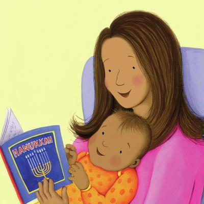 estelle-corke-baby-mummy-hannukkah-jpg