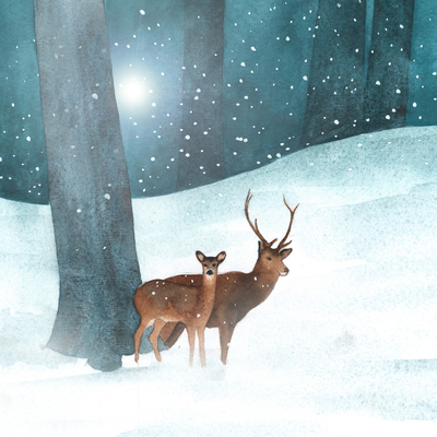 deer-xmas-forest-snow-jpg