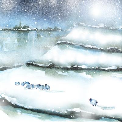 hill-sheep-snow-sunlight-hazy-jpg