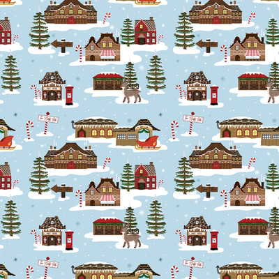 north-pole-christmas-pattern