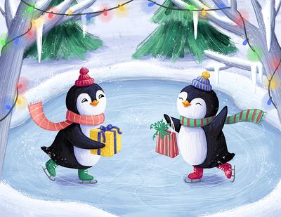 penguins-ice-skating-jpg