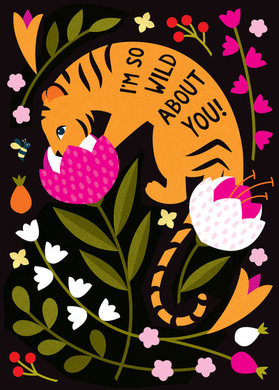 valentines-day-anniversary-love-wife-partner-girlfriend-tiger-with-decorative-flowers-gold-foil-emboss-jpg
