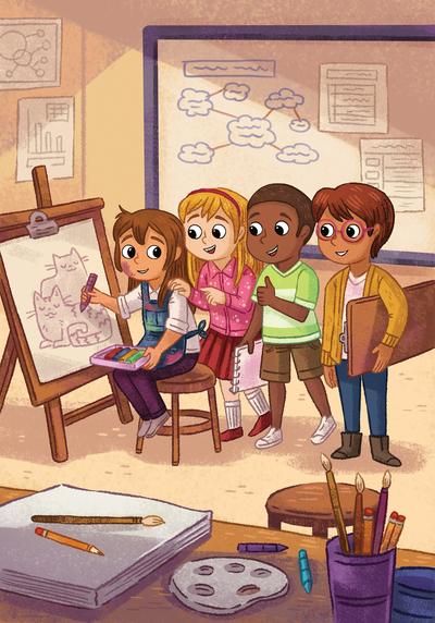 art-class-school-kids-friends-draw-girls-boys-learn-michellesimpson-jpg