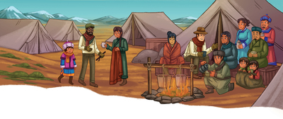 camp-desert-gathering-mongolian-nomads-mongolia-beijing-china-adventure-nonfiction-roy-chapman-andrews-americans-asian-culture-michellesimpson-jpg