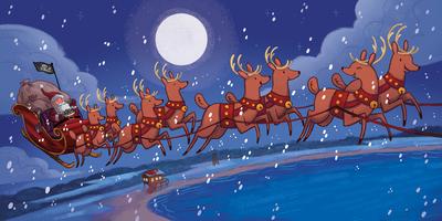 christmas-santa-riendeer-magic-moon-snow-night-sled-eve-flying-winter-cold-michellesimpson-jpg