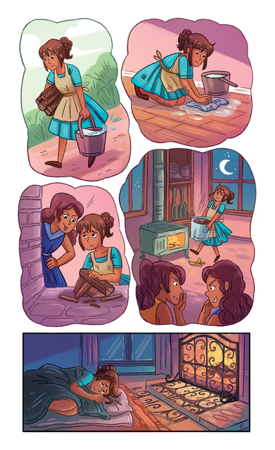 cinderella-sisters-bully-classic-graphic-novel-comicbook-youngreaders-girls-fairytale-stepmom-jpg