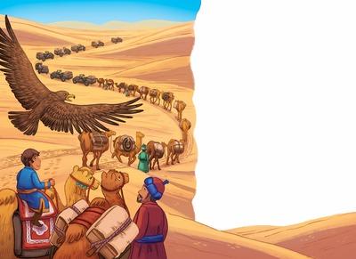 desert-camels-mongolian-falcon-fly-sky-nomads-mongolia-beijing-china-adventure-nonfiction-roy-chapman-andrews-americans-asian-culture-michellesimpson-min-jpg