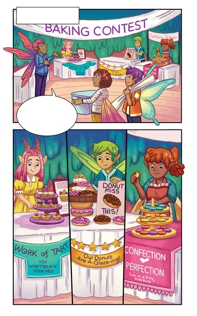 fairy-magic-cooking-baking-friends-contest-graphicnovel-comicbook-fairytale-festival-michellesimpson-min-jpg