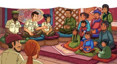 yurt-home-family-gathering-desert-mongolian-nomads-mongolia-beijing-china-adventure-nonfiction-roy-chapman-andrews-americans-asian-culture-michellesimpson-min-jpg