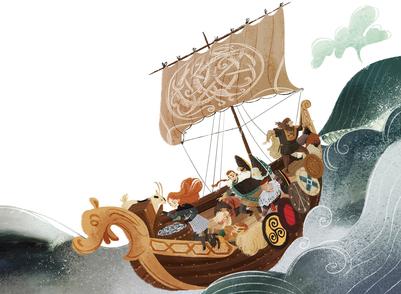 drakkar-ship