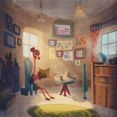 29-flamingo-animal-character-interior-room-birds-frames-tea-palmtrees-livingroom-perspective-cave-nature-tropical-jpg