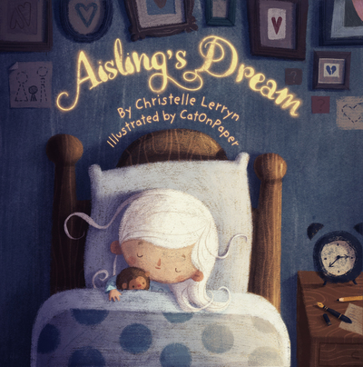 22-girl-orphan-white-hair-dream-sleeping-bed-time-magic-glow-book-cover-catonpaper-aisling-s-dream-jpg