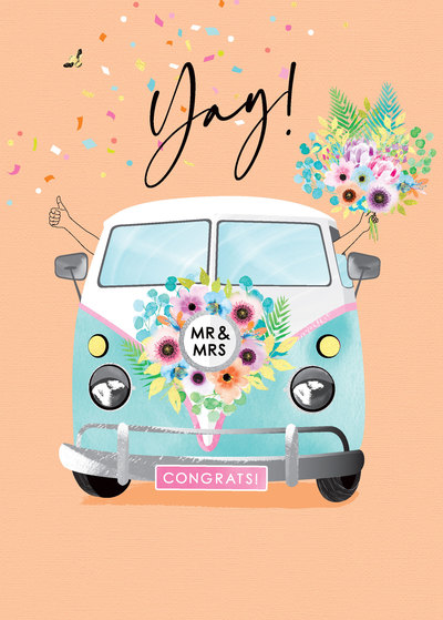congratulations-congrats-vw-volkswagen-pretty-van-with-flowers-and-wedding-couple-jpg
