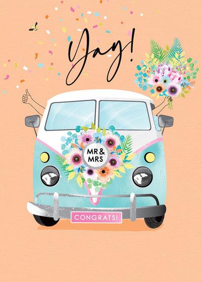 congratulations-congrats-vw-volkswagen-pretty-van-with-flowers-and-wedding-couple-jpg