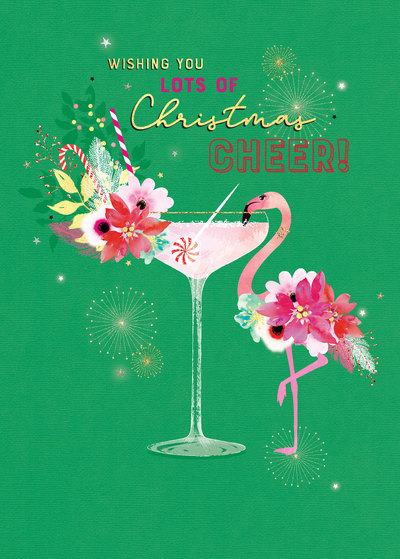 christmas-champagne-flamingo-with-poinsettia-berries-foliage-jpg