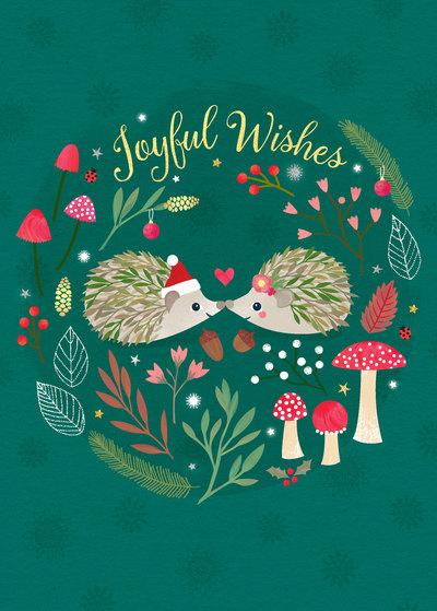 christmas-hedgehogs-with-spotty-mushrooms-berries-leaves-jpg