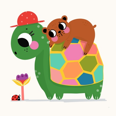 tortoise-and-the-lost-bear