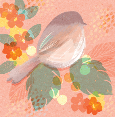 bird-peach-tropical-vintage-jpg