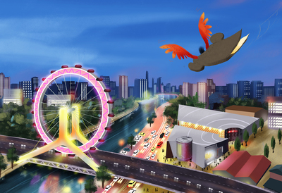 over-the-tianjin-eye