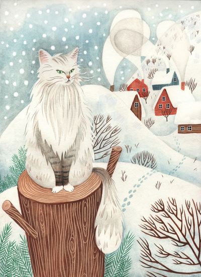 christmas-village-cat-winter-jpg