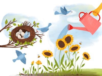 growing-birds-flowers-watering-jpg