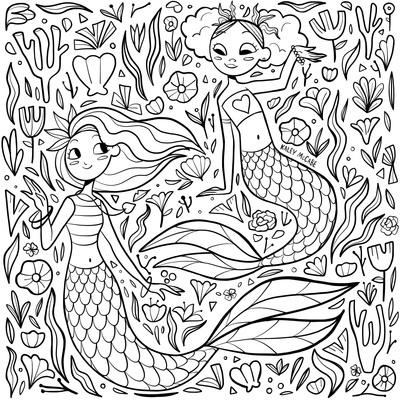 mermaid-lineart-jpeg