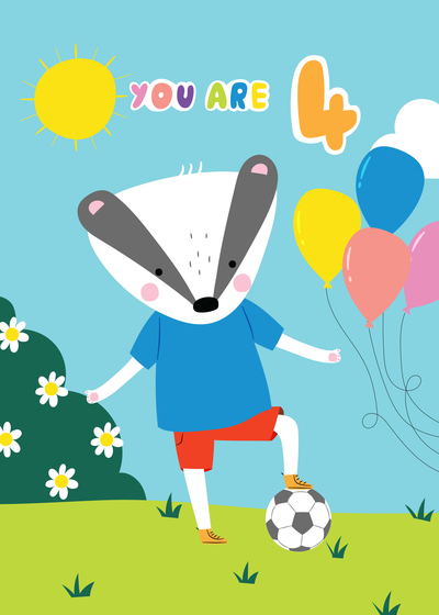 ap-football-badger-birthday-greeting-card-cute-character-juvenile-rainbow-v2-jpg
