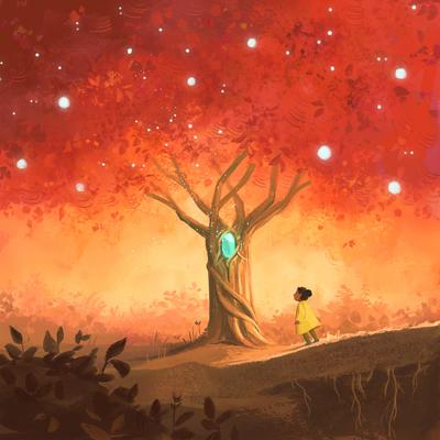 magic-tree-glow-orange-autumn-jpg