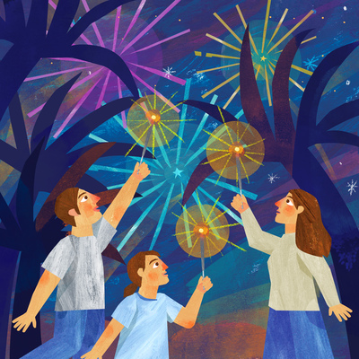 newyear-celebration-festive-fireworks-people-child-nightsky-stars-jpg